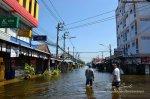 น้ำท่วม พรธิสาร ซอยลำภู Bigcคลองหก (18)
