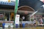 น้ำท่วม พรธิสาร ซอยลำภู Bigcคลองหก (67)