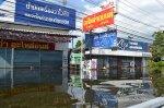 น้ำท่วม พรธิสาร ซอยลำภู Bigcคลองหก (88)